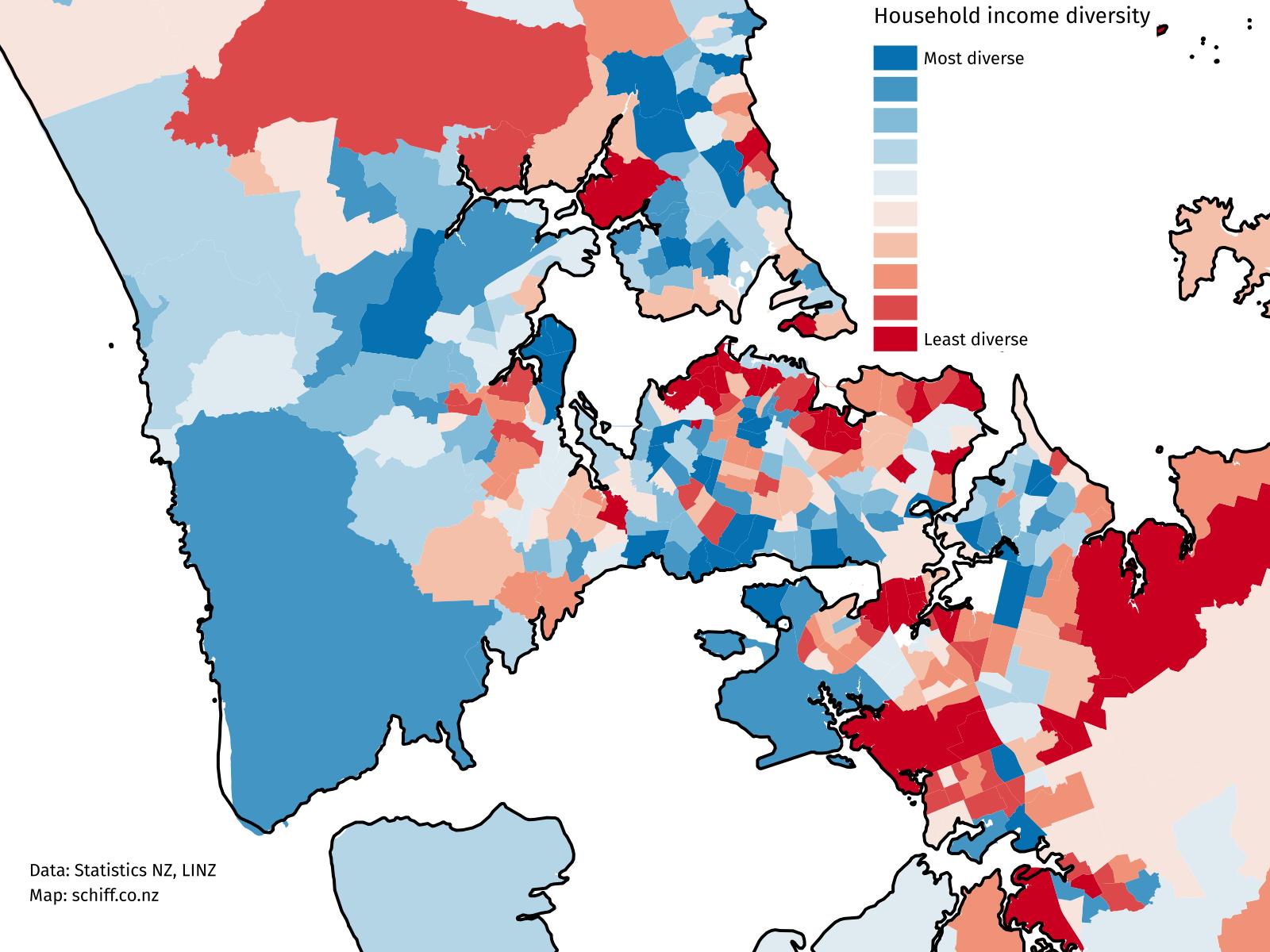 diversity maps stats chat