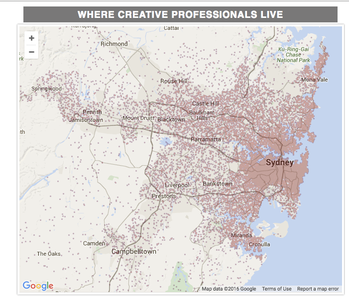 creativemap